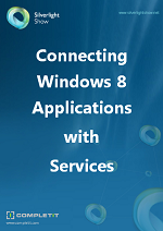 Connecting Windows 8 apps with services