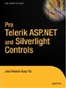Pro Telerik ASP.NET and Silverlight Controls