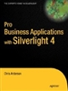 Pro Business Applications with Silverlight 4
