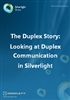 Duplex Communication in Silverlight