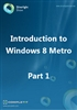 Introduction to Windows 8 Metro Part 1: Ebook