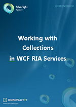 Working with Collections in WCF RIA Services: Ebook